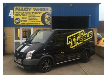 alloy wheel refurbishment essex area
